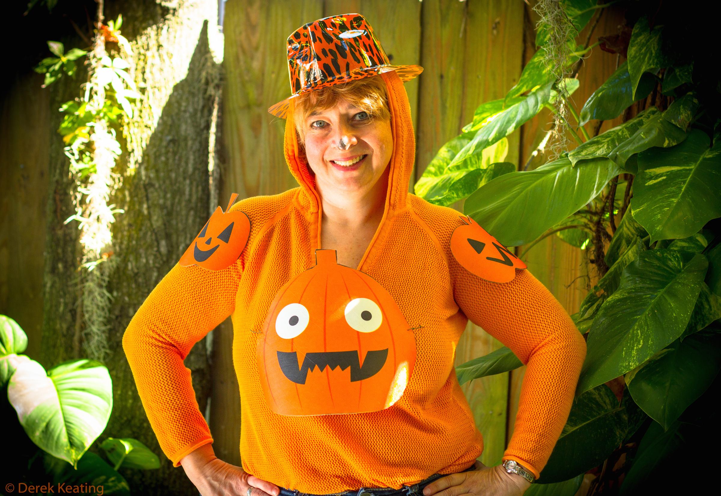 Marisol Garcia - Pumpkin Spice - Halloween