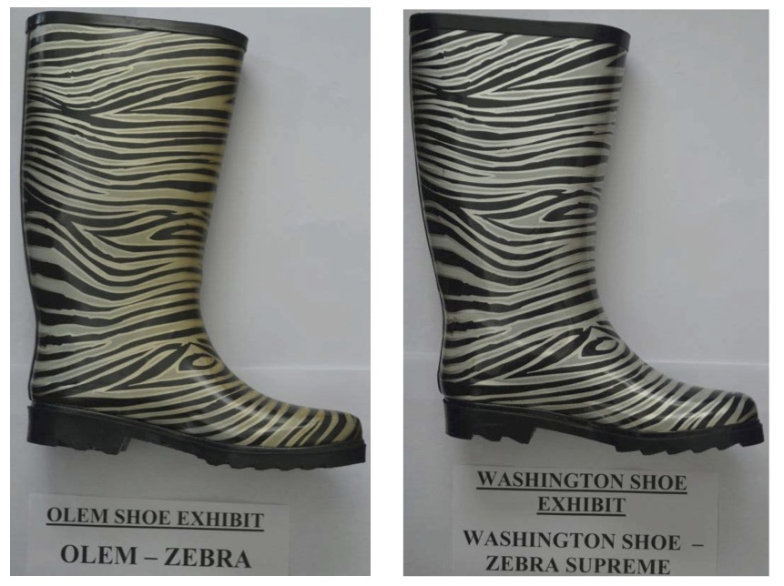 Zebra Supreme Shoes