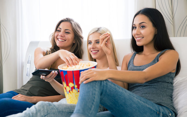 Is it legal to stream movies?